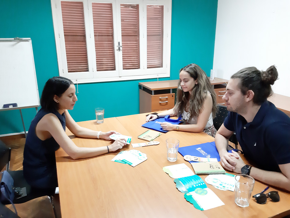 Getting to know the Cypriot Civil Society through InterCap's internship program