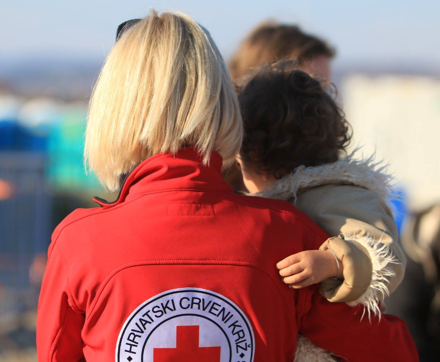"IN RETROSPECTIVE: RED CROSS SPLIT – IN ANSWER TO THE ""MIGRANT CRISIS"""